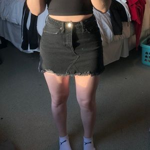 Black skirt from American Eagle